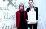 Kotryna Narkutė - užėmė garbingą III-ąją vietą