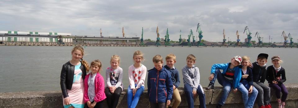 Išvyka į Klaipėdą