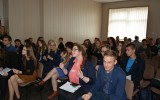 Akmenės rajono moksleivių konferencija gimnazijoje