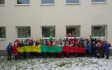Pradinukų sveikinimas Lietuvai