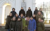 Papilės gimnazistai Žemaitijos jaunimo renginyje Telšiuose