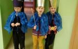 Vaikus aplankė trys karaliai