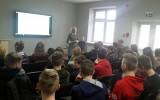 Gimnazistų mokymai apie savanorystę ir projektų kūrimą