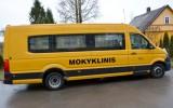 Organizuojami du papildomi Mokyklinių autobusų maršrutai 16.00 val.