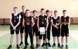 Diplomas berniukų komandai, iškovojusiai I vietą 2018-2019 m.m. Akmenės raj. mokinių krepšinio varžybose