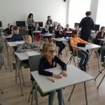 Diktantas klasėje
