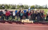 Rajoninės lengvosios atletikos varžybos