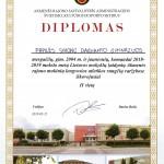 Diplomas rungtys