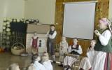 Edukacinis-pažintinis renginys apie liaudies instrumentus