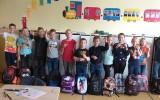 Kuprinių svėrimo akcija gimnazijoje