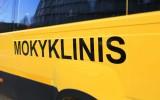 Susirgus mokyklinio autobuso vairuotojui keičiasi mokyklinių autobusų grafikas