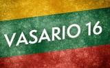 Renginiai, skirti Vasario 16-ajai, Lietuvos Valstybės atkūrimo dienai paminėti