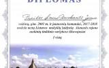 Gimnazijos tinklininkai - Lietuvos mokyklų žaidynių rajono bendrojo lavinimo mokyklų mokinių tinklinio varžybų nugalėtojai (2018-03-14)
