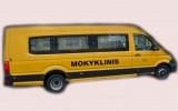 Mokyklinių autobusų grafikas 2020-2021 m.m. birželio 14-23 dienomis